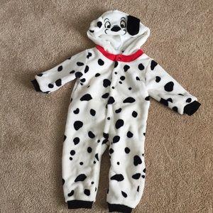 101 Dalmatians Baby Halloween Costume